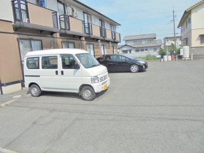 【駐車場】サンハイツタクマ