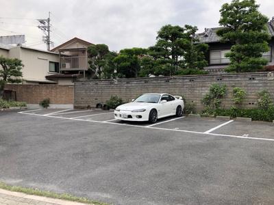 【外観】石原淡路2丁目駐車場