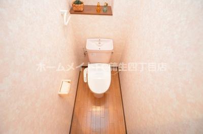 【トイレ】プチハイランド