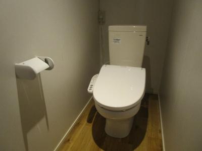 【トイレ】湯里1丁目テラスハウス