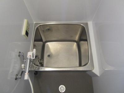 【浴室】湯里1丁目テラスハウス