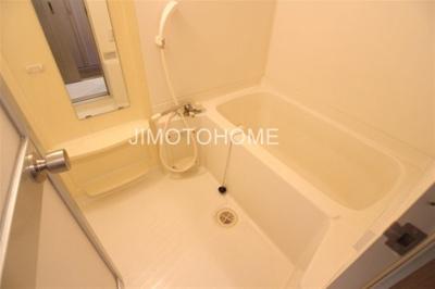 【浴室】フラット野田