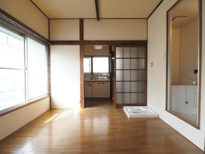 【居間・リビング】松島荘