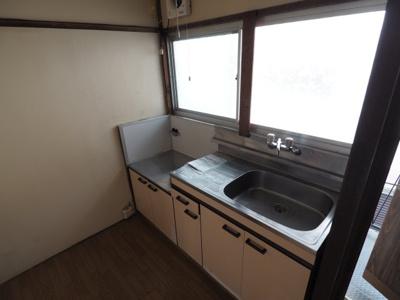 【キッチン】松島荘