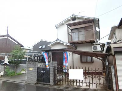 【外観】田中春菜町 中古戸建