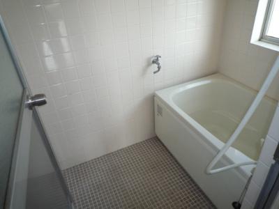 【浴室】コーポ守口
