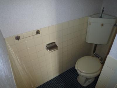 【トイレ】コーポ守口