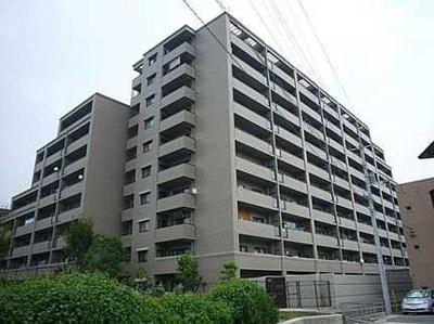 総戸数106戸の大型マンション!大規模修繕もしっかりしていて、安心してお住まいになれます。