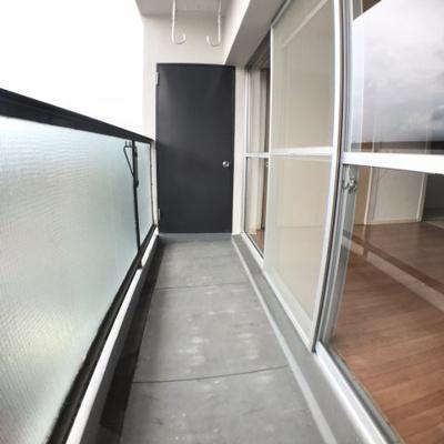 【バルコニー】OS・SKYマンション中小田井