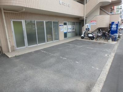 【駐車場】都マンション