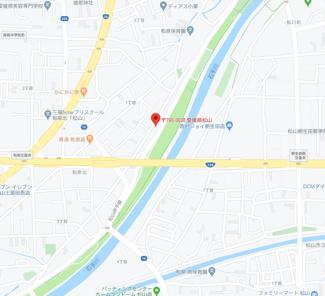 【地図】都マンション