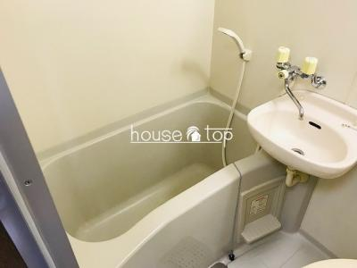 【浴室】コート六番町