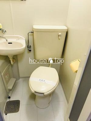 【トイレ】コート六番町