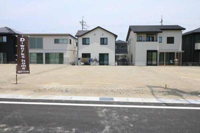D-town栗東市上鈎Ⅱ期2号地・総5区画の新規開発分譲地