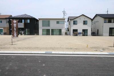 D-town栗東市上鈎Ⅱ期3号地・総5区画の新規開発分譲地