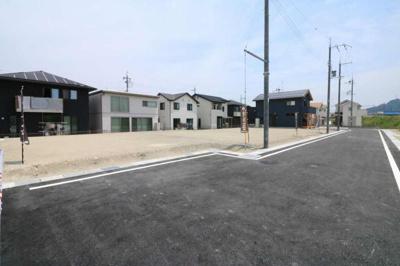 D-town栗東市上鈎Ⅱ期5区画・新規開発分譲地