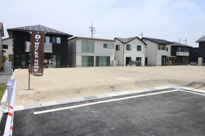 D-town栗東市上鈎Ⅱ期4号地・総5区画の新規開発分譲地