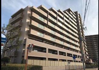 【外観】ファミールアクシス八尾ガーデンスクエア