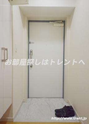 【玄関】ユニロイヤル九段南