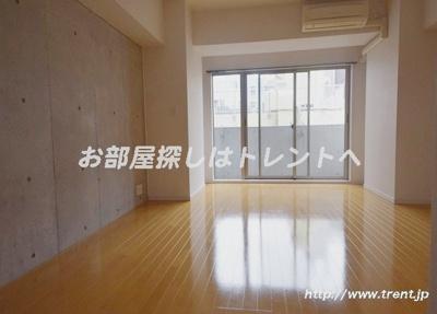 【居間・リビング】ユニロイヤル九段南
