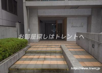 【エントランス】ユニロイヤル九段南