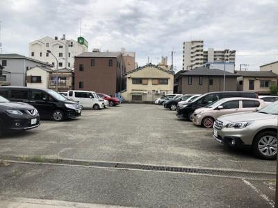【外観】西三国1丁目月極駐車場