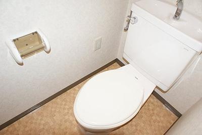 【トイレ】ピースフル本山