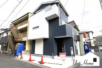 京阪『伏見稲荷駅』徒歩7分の好立地に、3LDKの新築が誕生します!角地につき、日当たり・通風良好です。