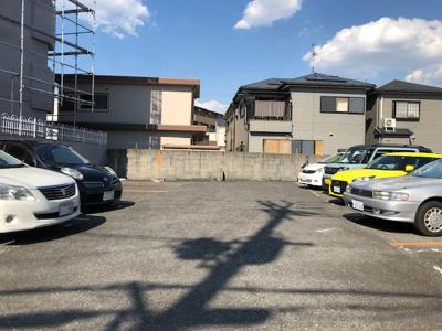 【外観】田中第一駐車場