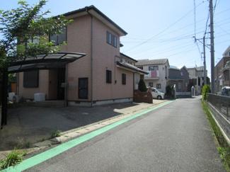 千葉市中央区都町 中古一戸建て 千葉駅 閑静な住宅街となっておりますので、駐車も安心です。