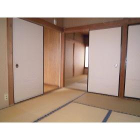 【居間・リビング】水野アパート
