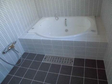【浴室】夜須町手結山