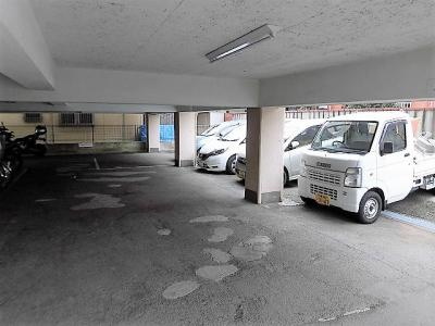 【駐車場】耕和昭島ビル