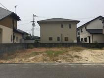 松山市 小川 売土地 48坪の画像