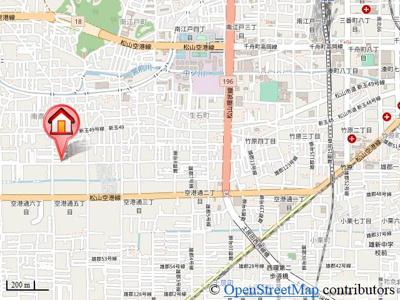 【地図】フォブール南斎院