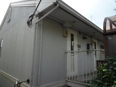 【外観】アイビスレジデンス玉川学園