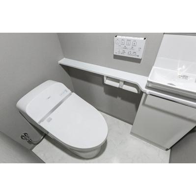 【トイレ】ディームス横濱青木町