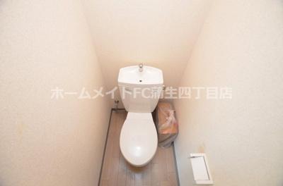 【トイレ】メゾン中宮