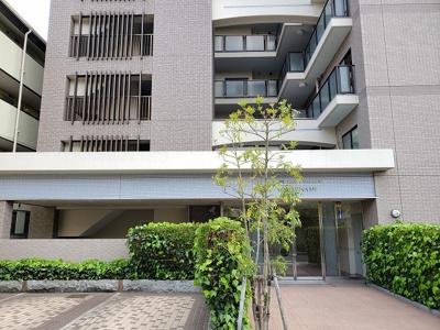 平成7年築、総戸数40戸の分譲マンションです。