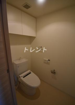 【トイレ】ザトーキョータワーズミッドタワー【THETOKYOTOWERSMIDTOWER】