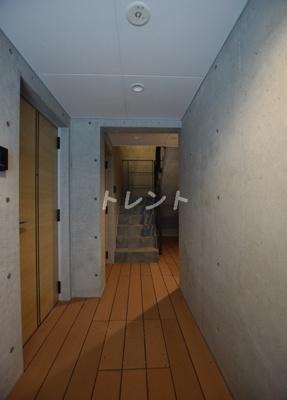 【ロビー】エクサム小石川Ⅱ【EXAM小石川Ⅱ】