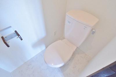 【トイレ】セブンフロアハイツ