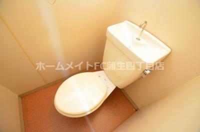 【トイレ】ハイム希夢