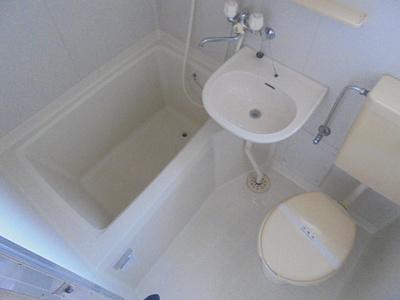 【浴室】アビリティ岡本南