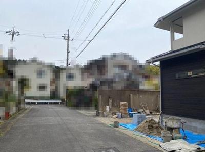 【外観】上高野前田町 新築戸建