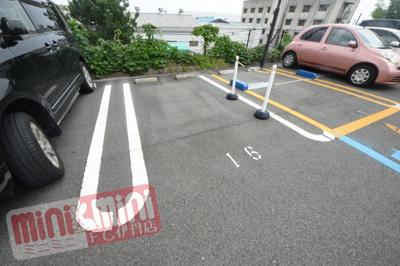 【駐車場】MILKY WAY
