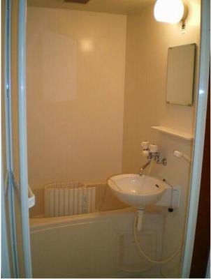 【浴室】ブルージュ