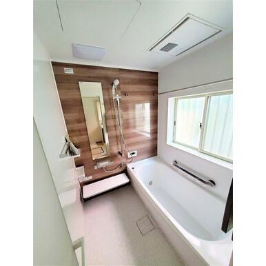 【浴室】藤沢市藤沢 中古戸建