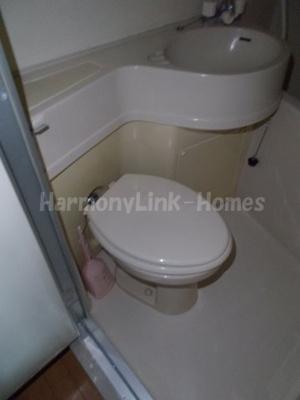 グランドメゾン歌舞伎町の落ち着いたトイレです★