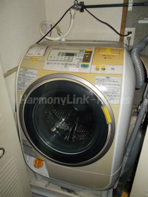 グランドメゾン歌舞伎町のドラム式洗濯機★